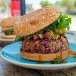 hamburguesas veganas nutritivas y sabrosas