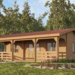 Consejos para el interior de las casas de madera